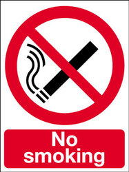 No Smoking in the UK