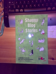 Shaggy Blog Stories - The Book