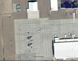 Google Earth - Area 51